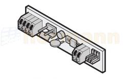 Płytka przyłączeniowa do RotaMatic P / PL (następca artykułu nr 437670)