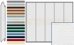 Brama boczna HST, Silkgrain, Przetłoczenia L, kolor do wyboru