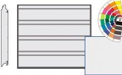 Brama LPU 42, 2440 x 2080, Przetłoczenia D, Silkgrain, kolor do wyboru