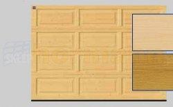Brama LTH, 5000 x 2125, Kasetony V, Świerk