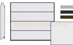 Brama LPU 42, 2625 x 2125 Przetłoczenia L, Sandgrain, kolor do wyboru