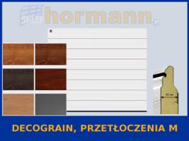 WZÓR: Decograin, Przetłoczenia M