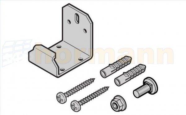 Paczka ze śrubami w komplecie ze wspornikiem do akumulatora wymiennego WA 24 do ProMatic Akku