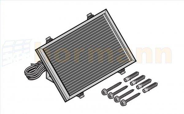 Moduł baterii słonecznych SM24 - 1 do RotaMatic Akku