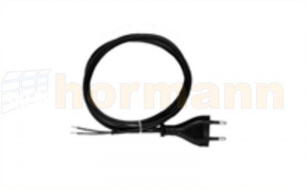 Przewód przyłączeniowy (230 V) ZLE 1 (przewód 3 x 0,75 mm2 z wtyczką uniwersalną, długość 1,5 metra)