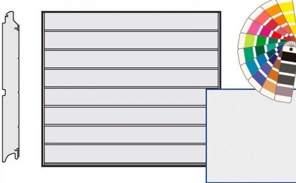 Brama LPU 42, 2440 x 2080, Przetłoczenia M, Silkgrain, kolor do wyboru