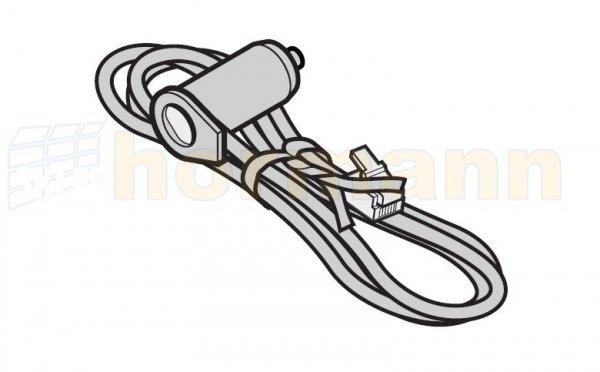 Czujnik optyczny / nadajnik SKS, długość przewodu 1500 mm