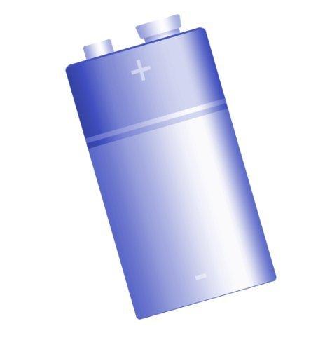 Bateria 9 V E-Block (do HS 16, HPG 1, FCT 3b, FCT 10, FCT 10b, RCT 3b, FUS, FSM 2)