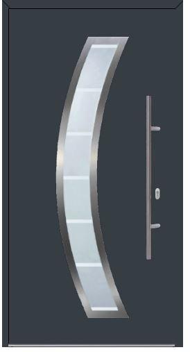 Drzwi ThermoPlus Wzór THP 850, kolor do wyboru