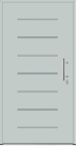 Drzwi ThermoPro Wzór TPS 015, kolor do wyboru