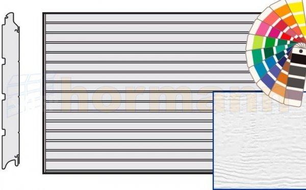 Brama LPU 42, 5000 x 2250, Przetłoczenia S, Woodgrain, kolor do wyboru