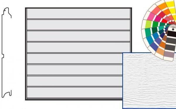 Brama LTE, 2440 x 1955, Przetłoczenia M, Woodgrain, kolor do wyboru