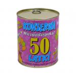 Konserwa 50-LATKI
