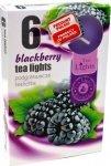 PODGRZEWACZ 6 SZTUK TEA LIGHT Blackberry