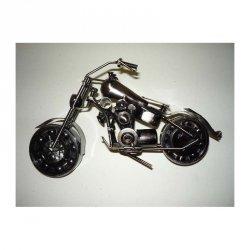 MOTOCYKL METALOWY 25 CM