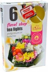 PODGRZEWACZ 6 SZTUK TEA LIGHT Sklep z kwiatami