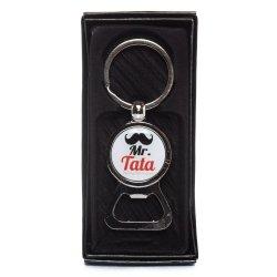 Zawieszka brelok otwieracz żelowy kółko Mr Tata