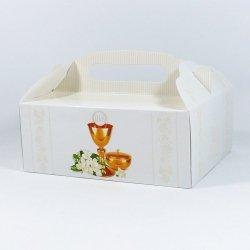 Pudełko na ciasto, komplet 10 szt. wzór 62