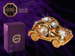 Samochodzik Beetle - products with Swarovski Crystals
