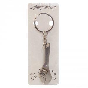 Brelok do kluczy - klucz francuski