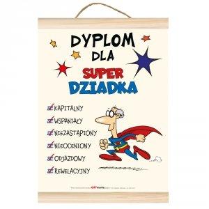 Dyplom Dla Super Dziadka