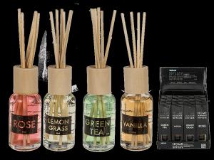 Patyczki zapachowe , 4 rodzaje