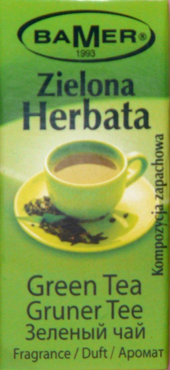 Kompozycja zapachowa ZIELONA HERBATA