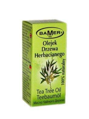 Olejek naturalny 100% Z DRZEWA HERBACIANEGO