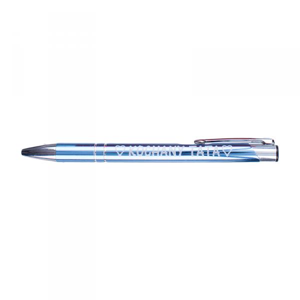 Długopis z nadrukiem 'Kochany Tata'