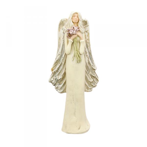 Figura gipsowa 'Lilianna'.