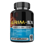 ARIM-EX ANDROSTA ARIMISTANE 25mg 60 kapsułek