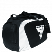 TREC NUTRITION ACCESORIES - TREC TEAM TRAINING BAG 001 BLACK-WHITE