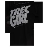 Trec Wear TOP 001 TRECGIRL BLACK