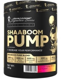 Levro Black Shaaboom Pump 385 g