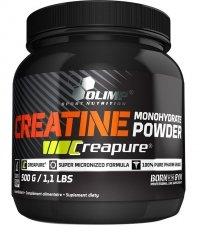OLIMP CREATINE MONOHYDRATE (Creapure) POWDER 500g