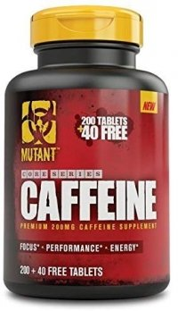 PVL Mutant Core Caffeine - 240 tabletek