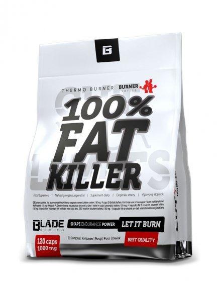 100% Fat Killer 120 kaspułek