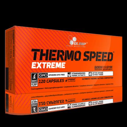 Olimp - Thermo Speed Extreme Mega Caps - 120 caps