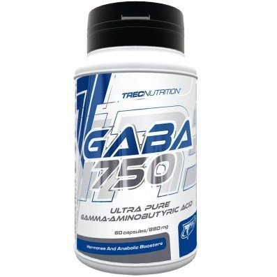 Trec Nutrition GABA 750 60 caps